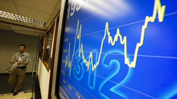 Geldschwemme der Notenbanken treibt Aktienkurse