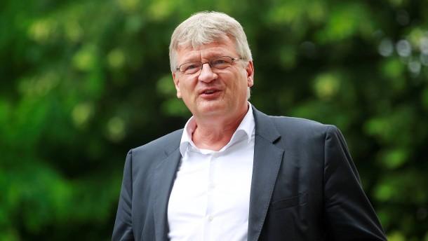 Bundeskonvent der AfD stärkt Parteichef Meuthen
