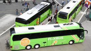Flixbus und Uber starten Kooperation in vier deutschen Städten