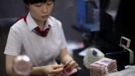 China senkt den Leitzins