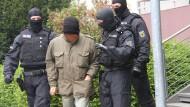 Mehr als 13.000 illegal Einreisende aufgegriffen