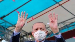 """Bundesregierung reagiert """"mit Unverständnis"""" auf Erdogan"""