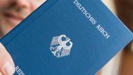 Per Haftbefehl gesuchter Reichsbürger festgenommen