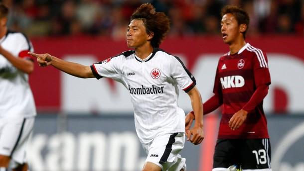 Japanische Fußballblüte
