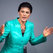 Hinterlässt eine Lücke: Die abtretende Linken-Fraktionschefin Sahra Wagenknecht