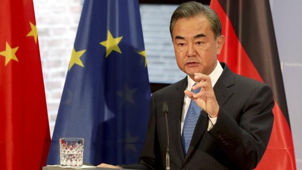 Mit harten Bandagen gegen China