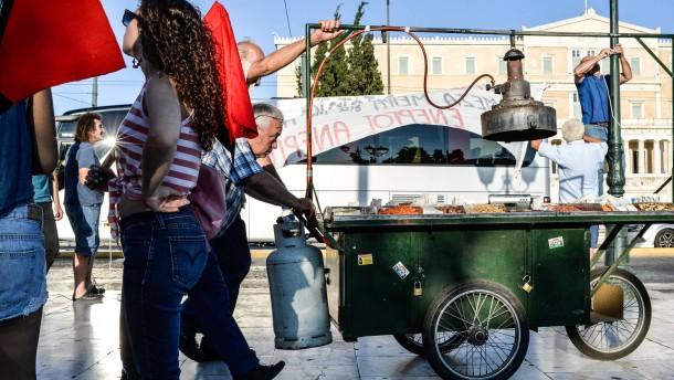 Das ist Griechenlands neue To-Do-Liste