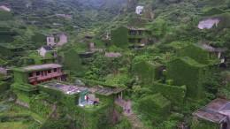 Geisterdorf wird zu Touristenattraktion