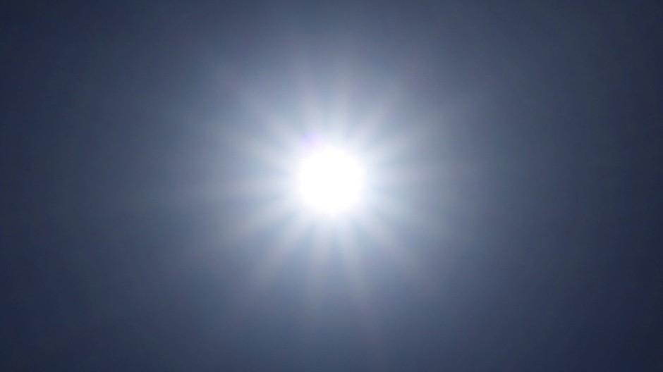 Für den einen ein Genuss, für andere bedeutet Sonne zu viel Hitze.