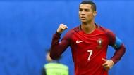 Ein Duell fußballverrückter Nationen