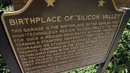 Ein Denkmal für das Silicon Valley