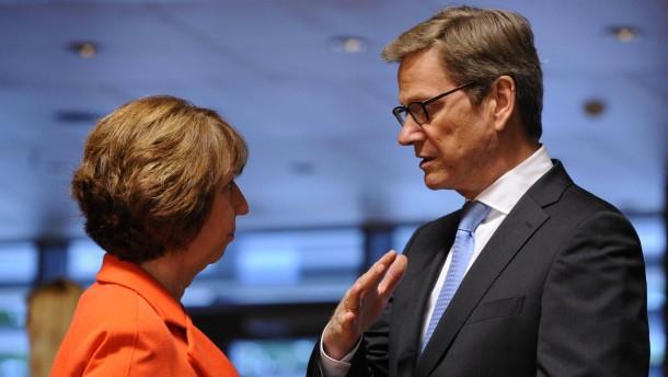 Weitere Verhandlungen mit der Türkei - aber später