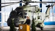 Neue Hubschrauber teurer als geplant