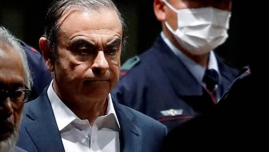 Carlos Ghosn setzt sich in den Libanon ab