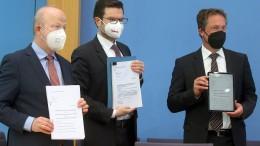"""FDP legt Verfassungsbeschwerde gegen """"Corona-Notbremse"""" ein"""