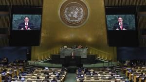 Amerika stimmt gegen Aufhebung des Kuba-Embargos