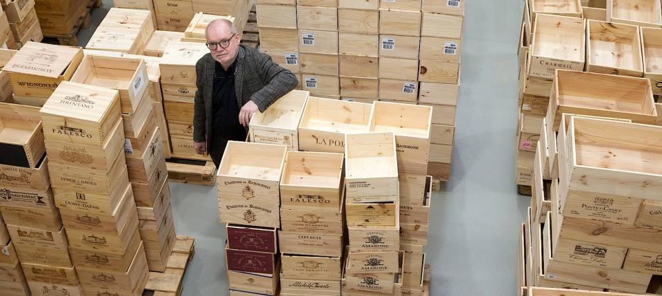 Vintage Mobelstucke Aus Weinkisten