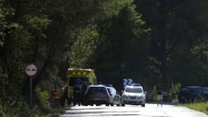 Polizei bestätigt Tod des mutmaßlichen Attentäters