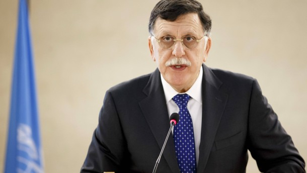 Libyens Ministerpräsident kündigt Rücktritt an