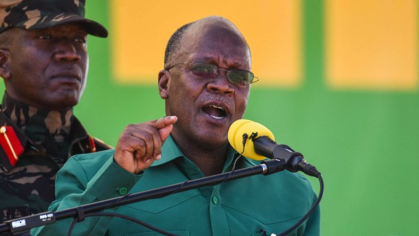 Rätsel um Tansanias Präsident Magufuli