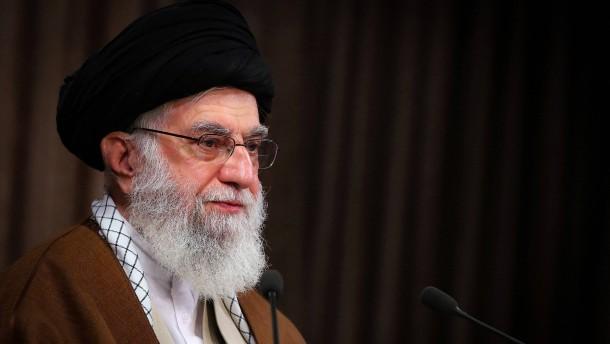 Chamenei: Israel muss entwurzelt werden