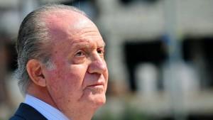 Der König stürzt: Juan Carlos bricht sich die Hüfte