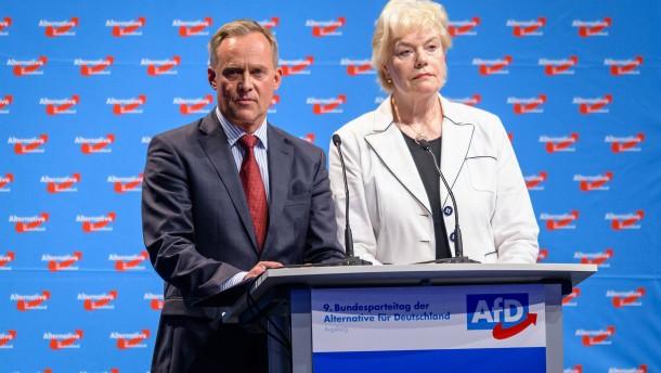 AfD erkennt Stiftung von Erika Steinbach als parteinah an