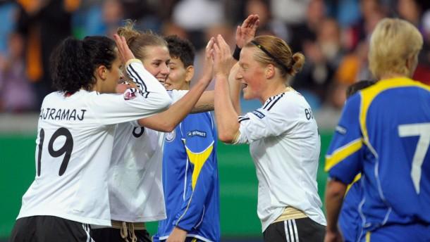 Deutscher Rekord für Nationalteam