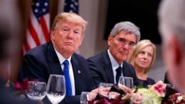 Trump nimmt Siemens wohl Milliardenauftrag weg