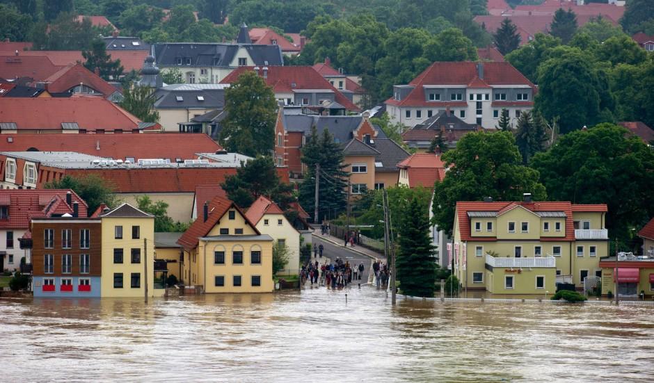 Hochwasser Dresden Aktuell