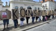 Polnische Richter unter Druck