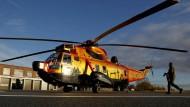 Jeder zweite Marine-Hubschrauber defekt