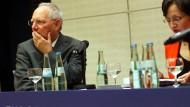Schäuble rechnet mit Athen ab
