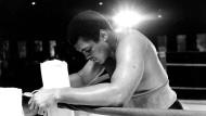 Sein letzter Kampf: Muhammad Ali beendete seine Karriere 1981 auf den Bahamas.