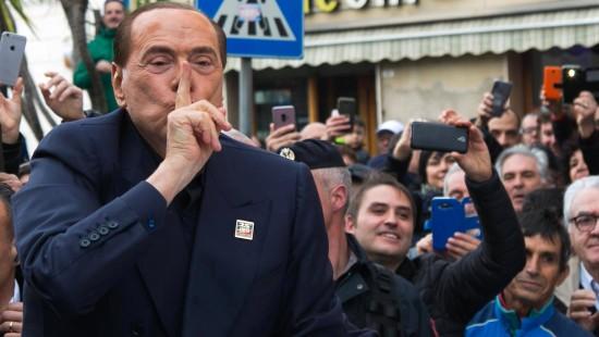 Berlusconi für Europa