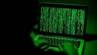 """Die Hacker sollen eine von Menschen gesteuerte """"Conti""""-Software benutzt haben."""