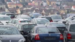 Diesel-Krise setzt Händlern und Werkstätten zu