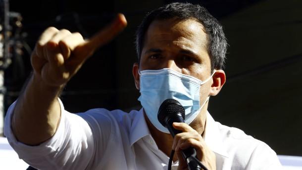 Boykottaufruf von Oppositionschef Guaidó