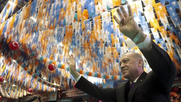 """Kommunalwahlen im März: Türkei streicht 90.000 """"Geisterwähler"""" aus Listen"""