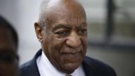 Äußern will er sich in dem Verfahren nicht: der angeklagte Schauspieler Bill Cosby