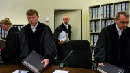 541 Zeugenvernehmungen: Die Richter im Münchner NSU-Prozess
