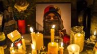 Wieder Todesopfer bei  Protesten gegen Regierung