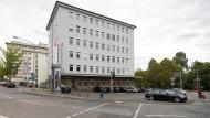 60 000 Quadratmeter im Ostend: Auf dem Telekom-Areal am Danziger Platz will die Berliner CG Gruppe einen Komplex mit Wohnungen, einem Hotel und weiteren Nutzungen errichten.