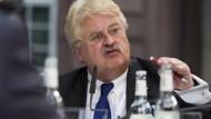 Plädiert dagegen, die Beitrittsverhandlungen mit der Türkei jetzt schon formal zu beenden: der CDU-Europaabgeordnete Elmar Brok