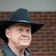 Auch in der eigenen Partei ist der Hardliner Roy Moore umstritten.