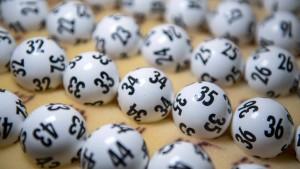 Panne bei der Ziehung der Lottozahlen