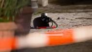 Als der Rucksack des Attentäters von Ansbach explodierte wurden elf weitere Menschen verletzt.