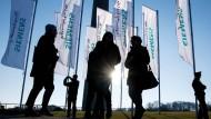 Folgt bei Siemens bald wieder mehr Licht auf den zuletzt größer werdenden Schatten?
