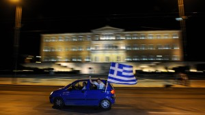 Griechenland kann auf Milde hoffen