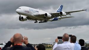 A380-Aus könnte Deutschland bis zu 750 Millionen Euro kosten